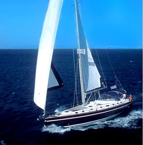 OCEAN STAR 56.1 S/Y 'POSSIDON'