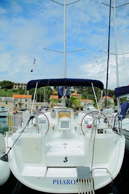 Pharos  Beneteau Cyclades 39.3  (2007/ sails 2012)