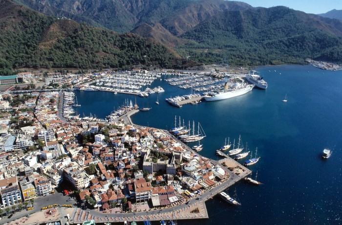 Departure Point : Marmaris/Mugla